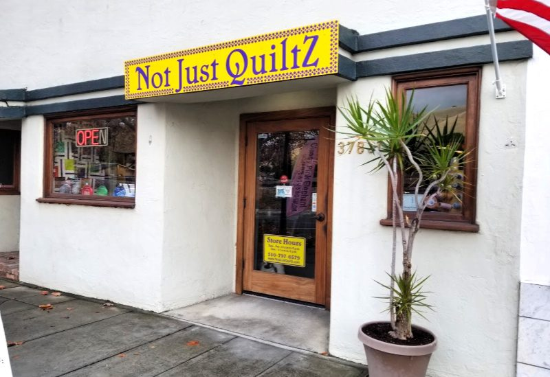 Not Just Quiltz Quilt shop