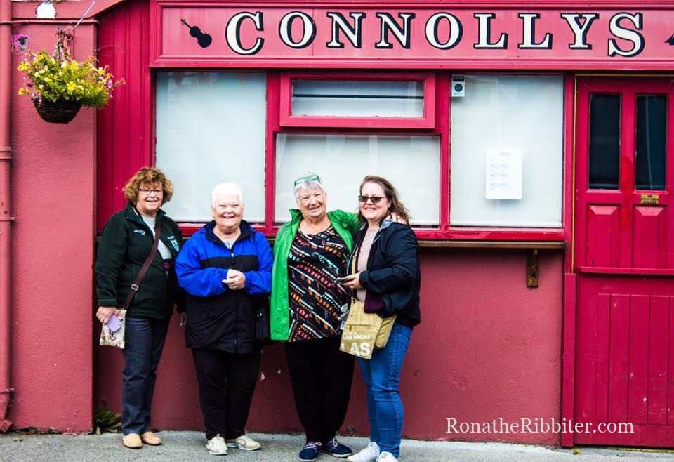 What is a Quilt tour | 4 travelers in Ireland