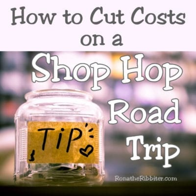 save money on shop hop