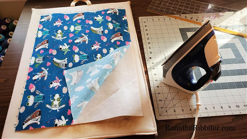 FREE Tote Bag Pattern | Rona the Ribbiter