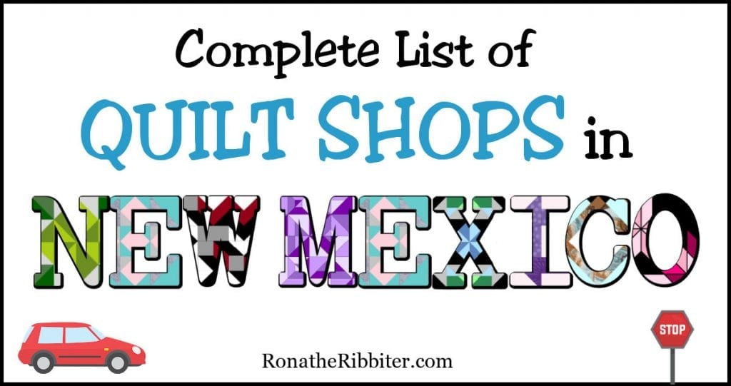 quilt shops in new mexico