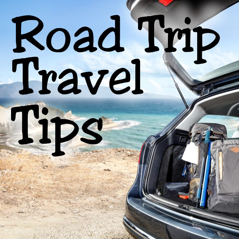 Road Trip Travel Cover