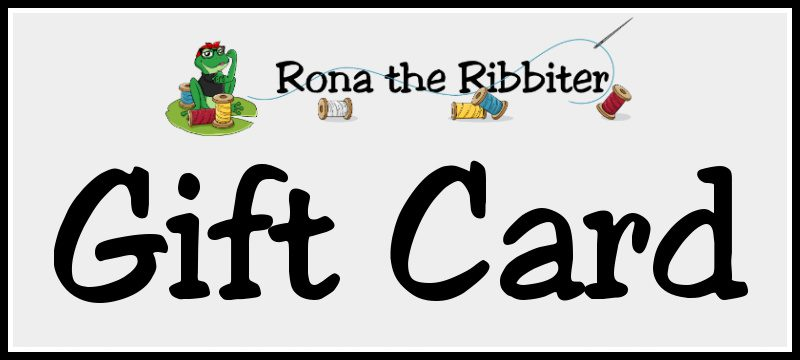 Rona the Ribbiter Gift Card