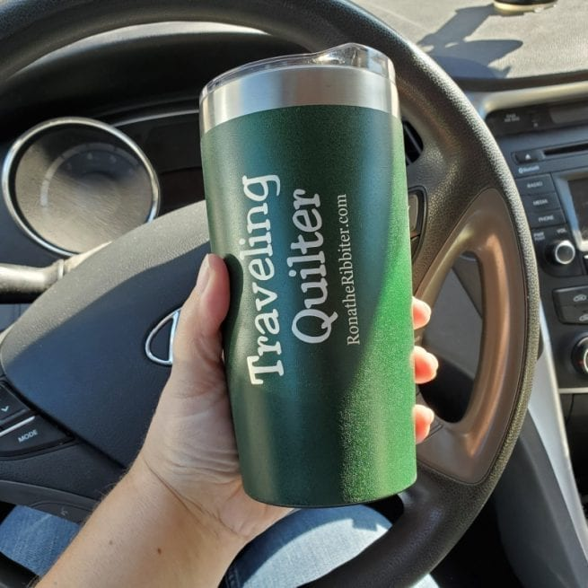 Traveling Quilters Mug