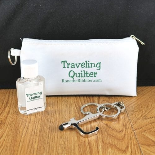 travel health safety kit