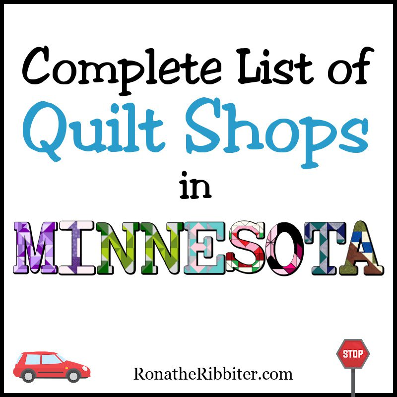 Quilt Shops in MN