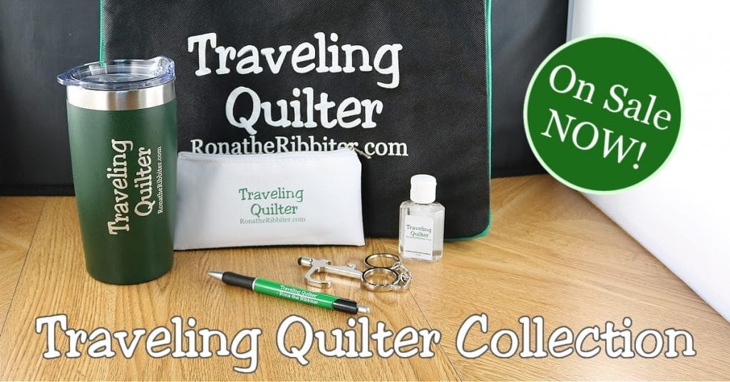 Traveling Quilter Collection Ad