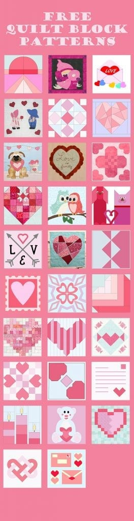 Free Quilt Block Patterns | Quilt Block Mania