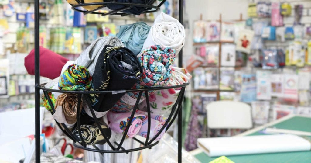 Mes Amis quilt shop in new orleans | places to visit in new orleans
