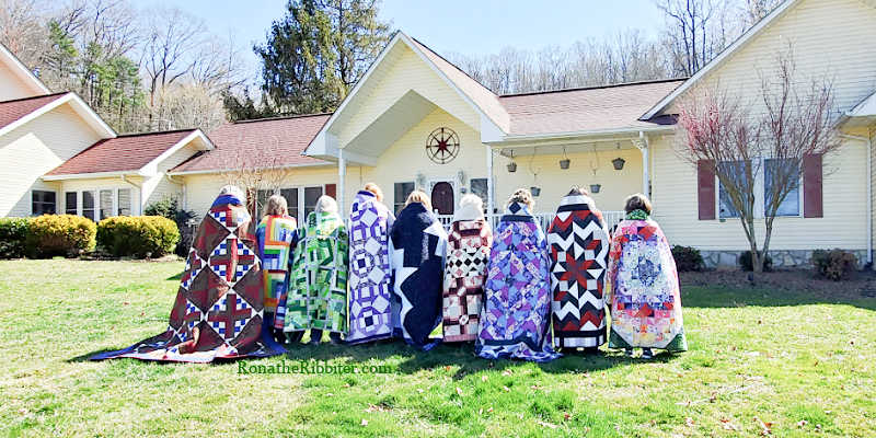 Rona Herman's Quilts | Quilt Retreat Games
