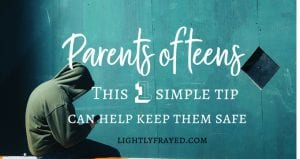 This X Plan Can Help Keep Your Teenager Safe One Day.