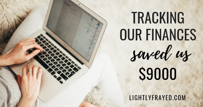 Use this simple tip to track your finances and keep your money safe.